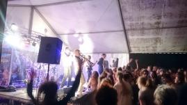 Superbe ambiance, des musiciens et une équipe technique fantastique : deux soirées concerts très réussies ! :) Acoustik Ladyland / Dans Ta Caboch / Jammin'Lyon