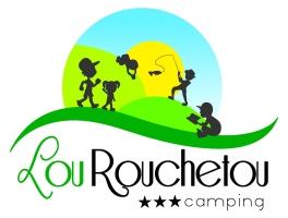 Logo Lou Rouchetou ardèche slackline meeting 2018